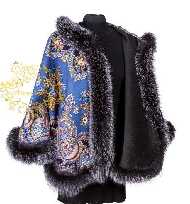 Куртка из лисы Самара